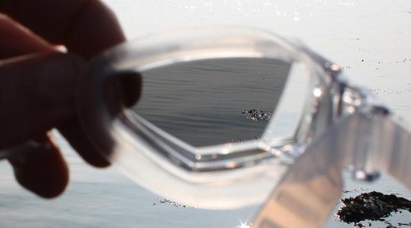 Mirrored or Polarised Goggles