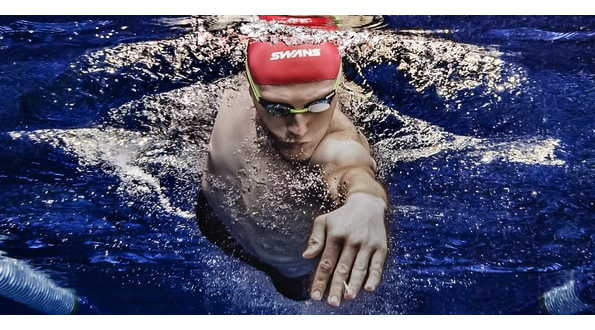 New research shows 68% of UK adults with poor vision would swim more if they wore prescription goggles.
