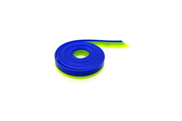Two tone strap - Blue Yellow