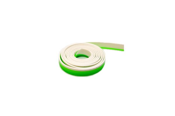 Two tone strap - Green White