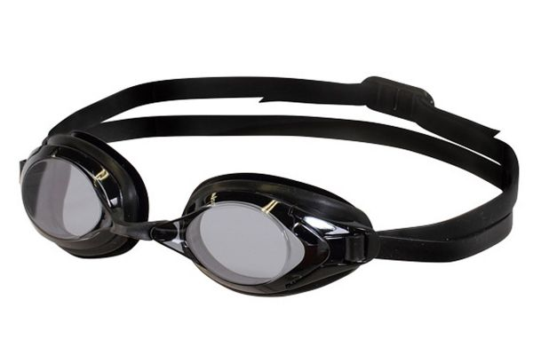 Swans FO2 Prescription Goggles Smoke Black