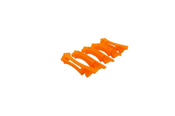 Valkyrie nosebridge set - Orange