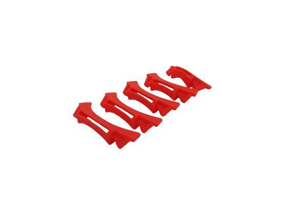Valkyrie nosebridge set - Red