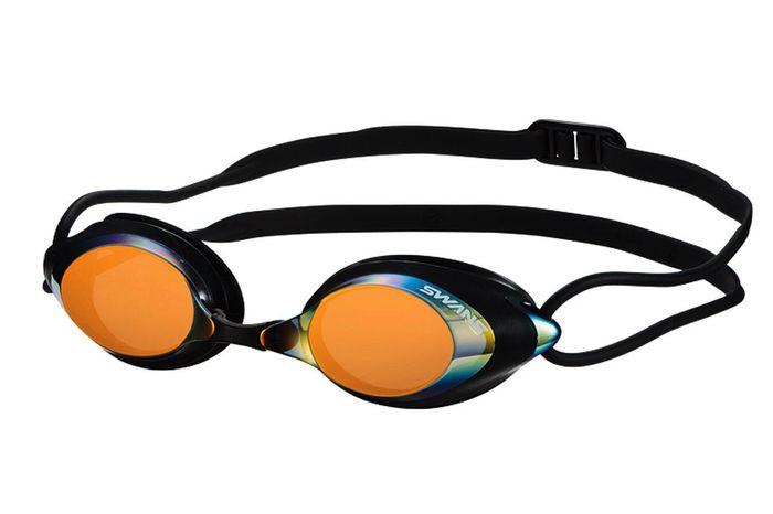 21bbc626e22 Swans SRX Orange Mirror Prescription Goggles