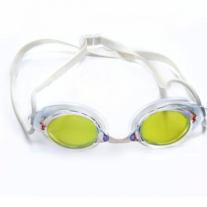 fe09cc2ce42 Swans SRX Yellow Mirror Prescription Goggles