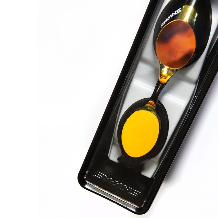 e888743e7e3 Swans SRX Orange Mirror Prescription Goggles