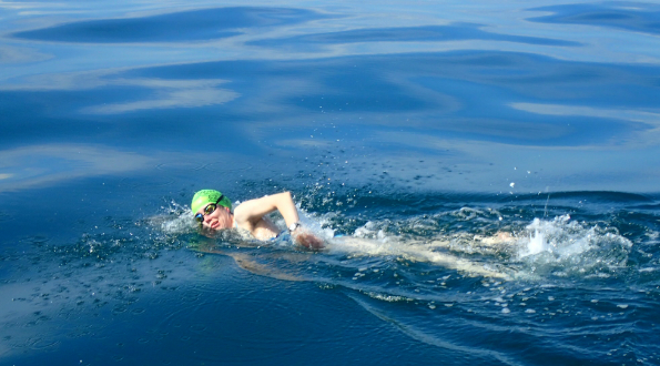 SWANS Swim Series: Lucy Lloyd-Roach, Channel Swimmer