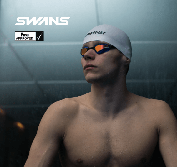 Swans Valkyrie Swimmming Goggle